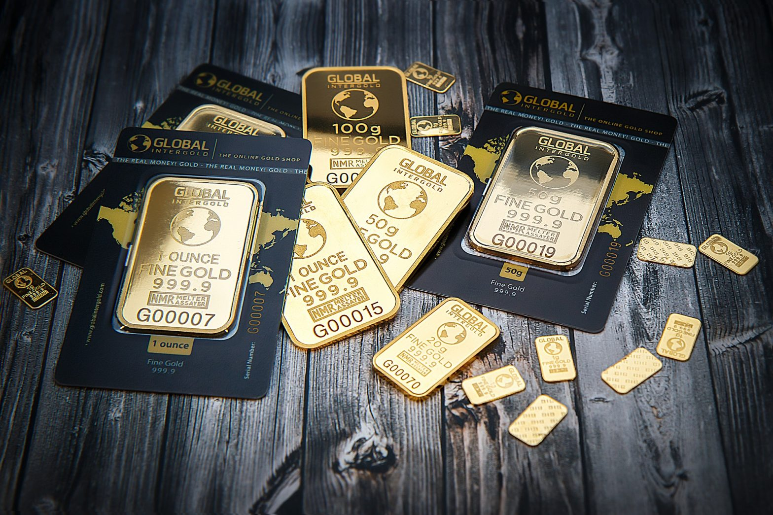 nákup zlata falzifikát
